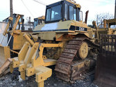 CAT D6H Bulldozer with Ripper