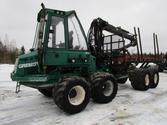 Used 2007 Gremo 950F Forwarder