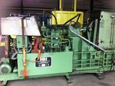 Used Can Baler