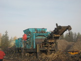 Rotary Shear Shredder Tyre Shre