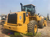 950H used wheel loader Caterpil