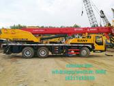 Sany truck crane 25 ton