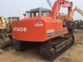 Used Hitachi EX120-1 crawler ex