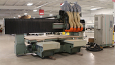 CMS CNC ROUTER 4 Spindles twin