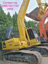 2015 used Japanese excavator Ko