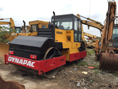 Used Dynapac CC421 Road Roller