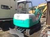 2000 IHI 35J mini excavator