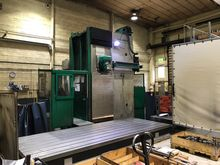 CNC Column Milling Machine ZAYE