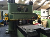 Hydraulic rubber press John Sha