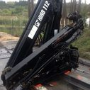 Used 2001 HIAB 112 Loader Crane
