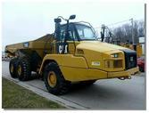 2014 CAT 725C ARTICULATED TRUCK