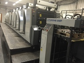Komori Lithrone NL 1028P