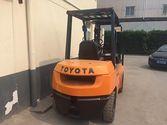 Toyota Forklift 3 ton