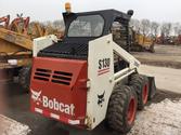Used Bobcat S130 Ski