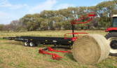 Farm King Bale Carrier