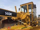 motor grader 140K caterpillar b