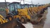Used Case 580L backhoe loader w