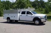 2015 Dodge Ram 5500 Tradesman –