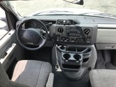 2010 Ford F-350 23 passenger bu