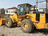 Used CAT 966G wheel loader with