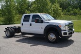 2013 Ford F550 XLT – Cab Chassi