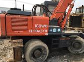 Used Hitachi EX160WD