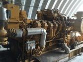 Used Caterpillar 3512 Generator