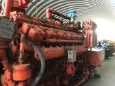 Used Waukesha 7042 Generator Se