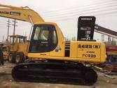 Used Komatsu PC220-6