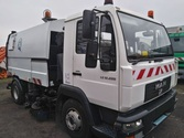 2005 Used MAN LE 12.220 Sweepin