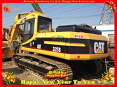 325B used tracked excavator Cat