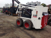 Used 2008year Bobcat S130 with