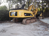 Used CAT 336D EXCAVA