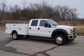 2013 Ford F550 XLT – Service Ut