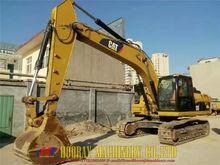 Used Caterpillar 324D excavator