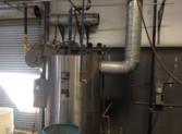 Fulton Boiler 150 PSI 30 HP