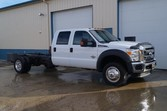 2013 Ford F450 XLT – Cab Chassi