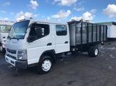 2013 Mitsubishi FE Dump Truck