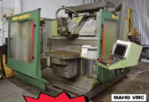 Maho MH800C Vertical Machining