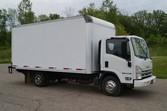 2008 Isuzu NPR – 16ft Box Truck