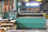 CNC 4 Rolls Plate Bending Machi