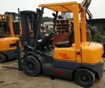 Used TCM FD25T6 2.5t