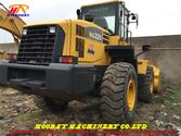WA320-5 used wheel loader Komat