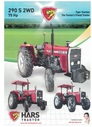 TRACTOR HARS 290s model