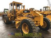 Caterpillar 140G Motor grader 1