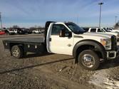 2015 Ford F550 XL – 11ft Flatbe