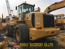 Used Caterpillar 950H wheel loa