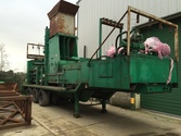 Used WASTE BALER in