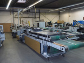 BOBST DOMINO 110 M Folder Gluer