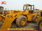 966E used wheel loader Caterpil